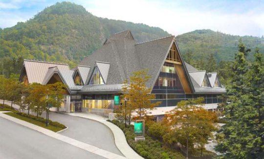 Limousine Casino Mont-Tremblant
