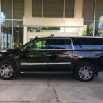 Cadillac Escalade Black Exterior