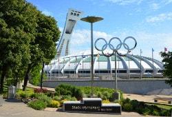 Limo Service Olympic Stadium