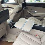 Mercedes S-550 Interior
